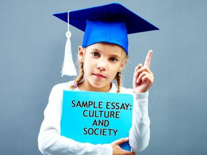 Sample Essay: Culture and Society