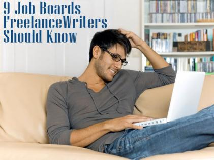 9 Job Boards Freelance Writers Should Know