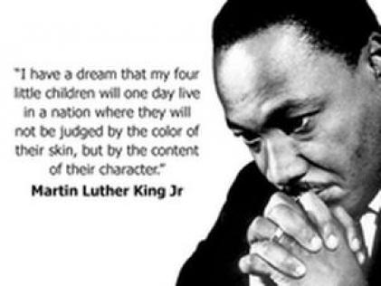 The Great I Have a Dream Speech and Its Meaning
